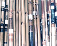 和竿作りの道具画像